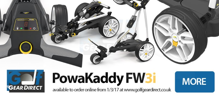New PowaKaddy 2017 Collection – Golfgeardirect Blog