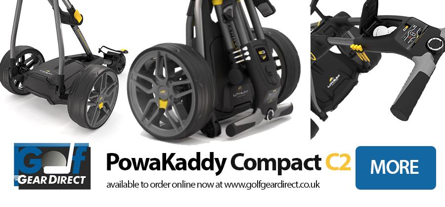 PowaKaddy Compact C2 Electric Trolley