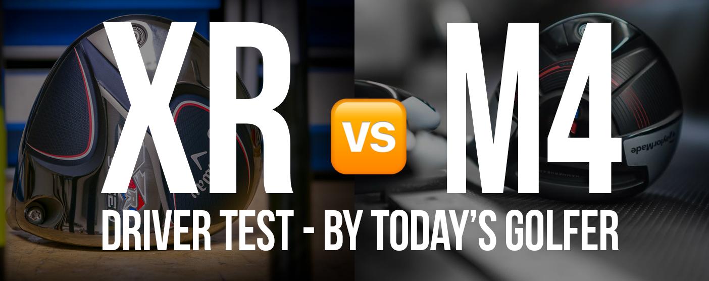 Driver Test: XR Speed vs M4 – Golfgeardirect Blog