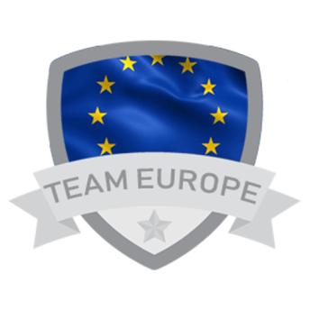 Ryder Cup Team Europe Badge, European Union Flag