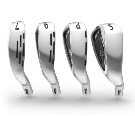 Wilson Staff D7 Irons - 2019 - Sole