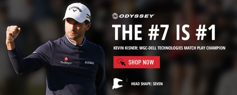 Odyssey White Hot Pro #7 - Kevin Kisner - Golfgeardirect.co.uk