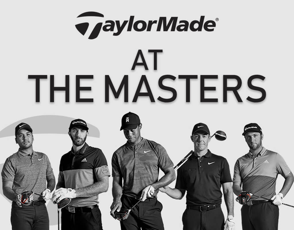 TaylorMade at The Masters
