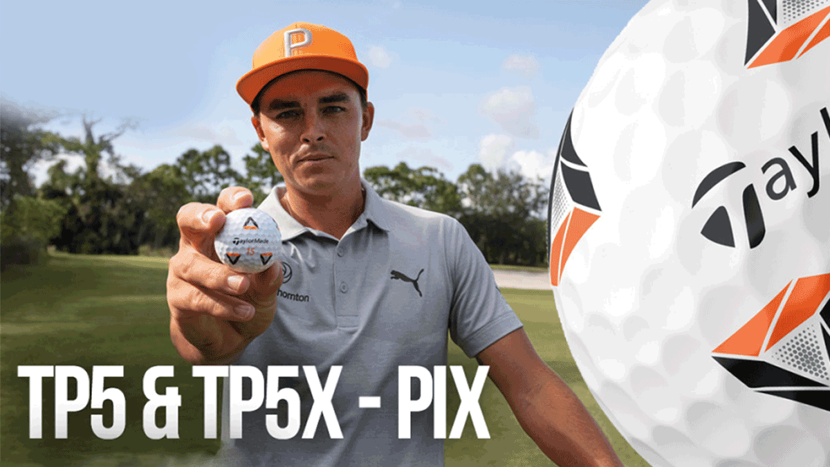 TAYLORMADE ANNOUNCES THE ALL-NEW TP5/TP5X PIX
