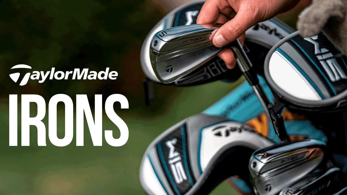 IRON FITTINGS: THE TAYLORMADE WAY