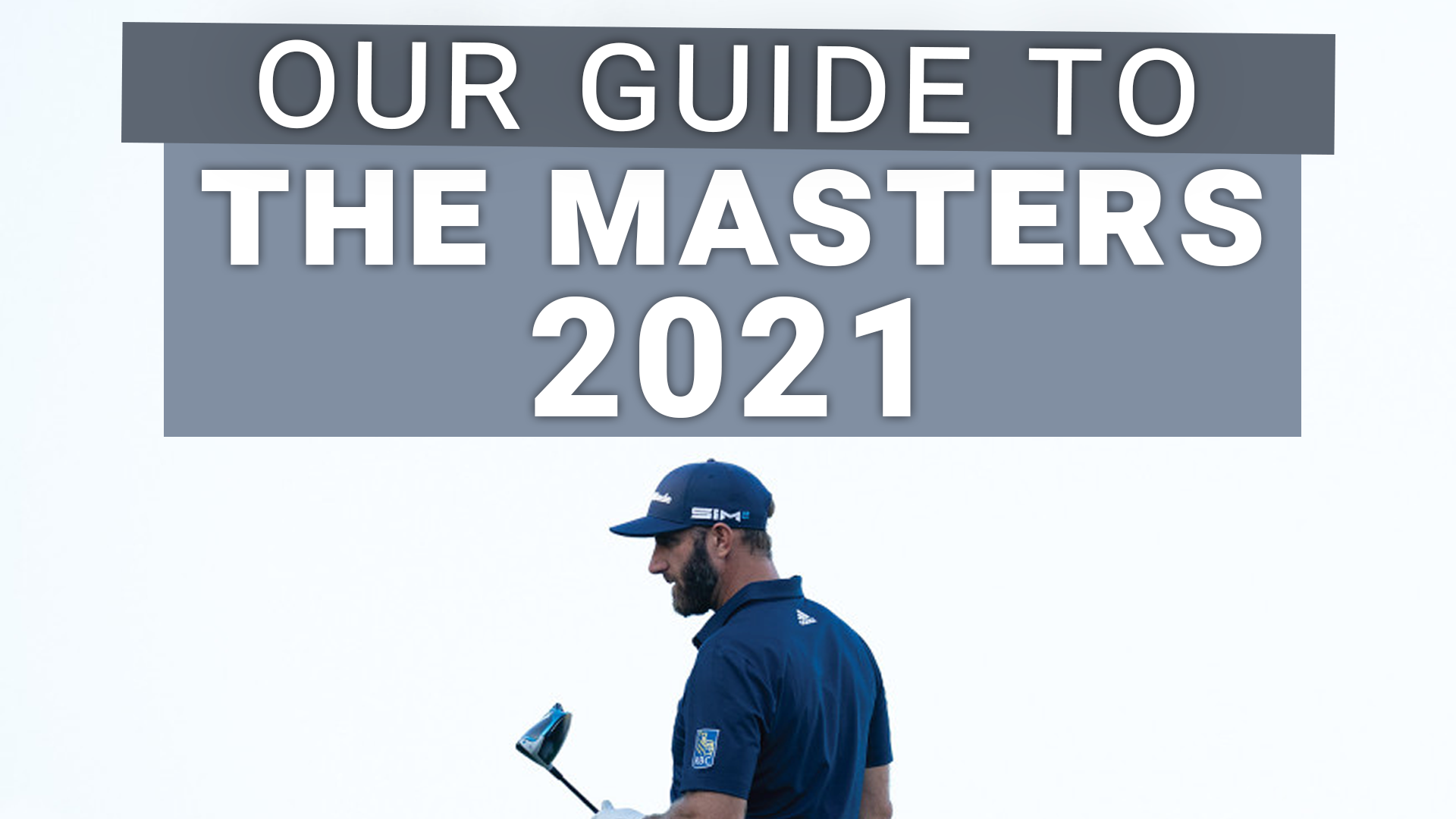 2021 Masters Tournament at Augusta National Golf Club.