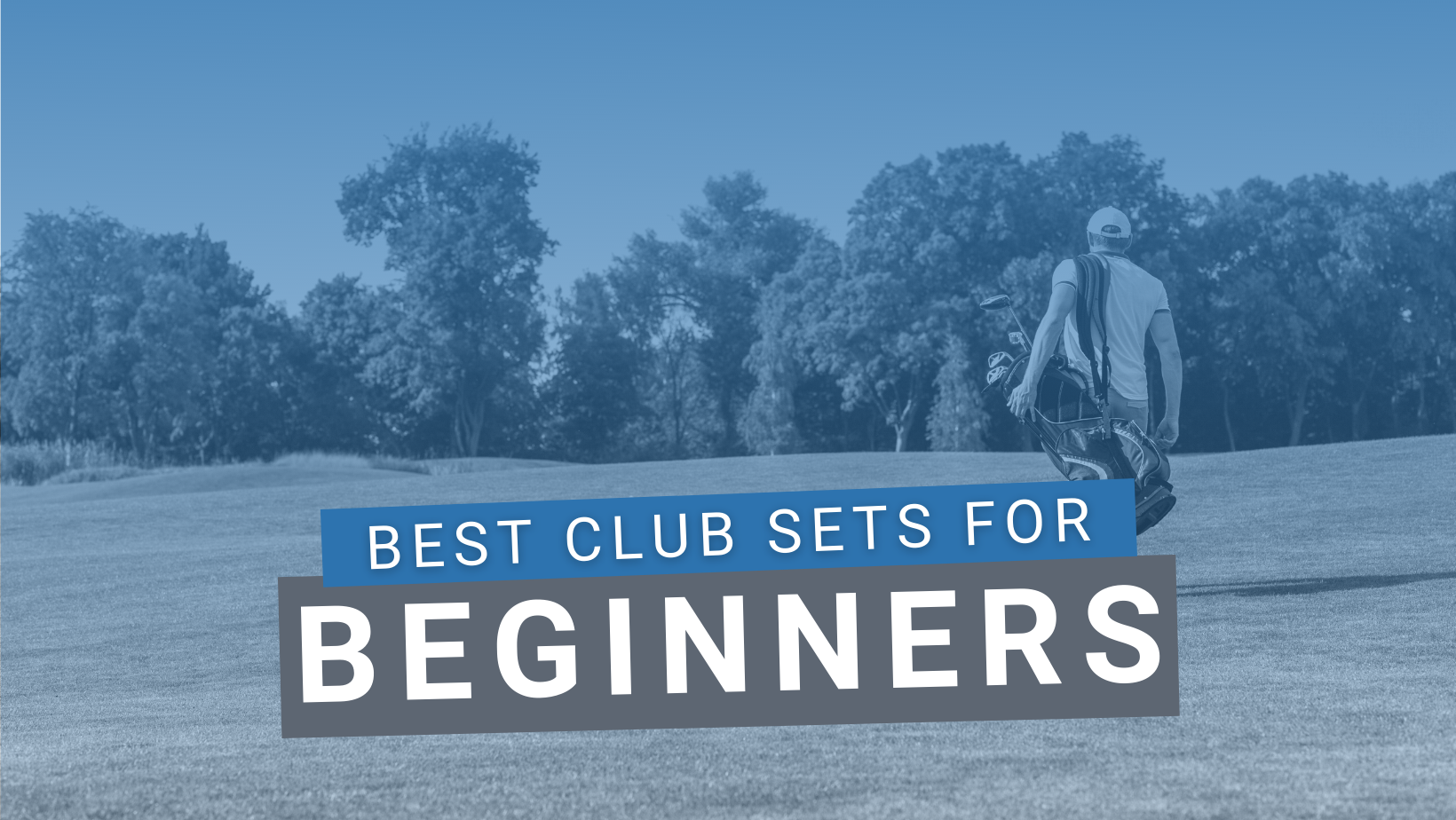 Beginner's Bible: Top 4 Complete Golf Club Sets for Beginners